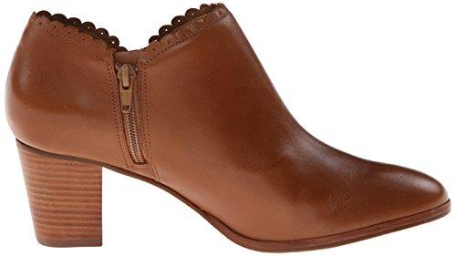 Marianne Women's Rogers 6 B Boot 5 Oak Leather Jack US M Black w1Edqxp5