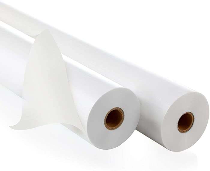 GBC Thermal Laminating Film, Rolls, NAP I, 1 Inch Poly-In Core, 1.5 Mil, 25 inches x 500 feet, 2 Pack (3000004)