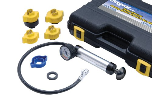 Mityvac MV4530 Cooling System Pressure Test Kit by Mityvac