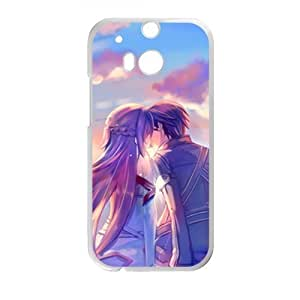 Lovers Kiss StylishHigh Quality Comstom Plastic case cover For HTC M8 wangjiang maoyi