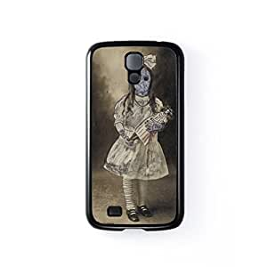Laura's Doll Black Hard Plastic Case for Samsung? Galaxy S4 by Gus Fink + FREE Crystal Clear Screen Protector wangjiang maoyi by lolosakes