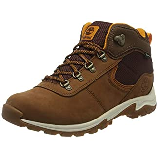 Timberland Women's Mt. Maddsen Mid Lthr Waterproof Chukka Boots 15