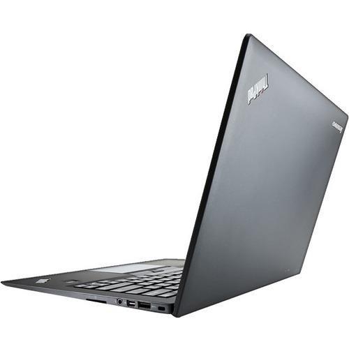 Amazon.com: Lenovo ThinkPad X1 3448CXU Carbon 14-Inch LED Touchscreen Ultrabook (Intel Core i5 4GB RAM, 128GB SSD, Windows 7 Pro) Black: Computers & ...