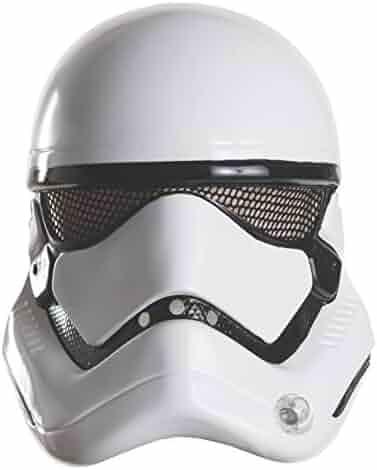 Star Wars: The Force Awakens Child's Stormtrooper Half Helmet