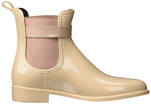 Chiffon Limone Damen Garda Chelsea Boots Beige (petalo)