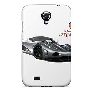 Excellent Design Koenigsegg Agera Phone Case For Galaxy S4 Premium Tpu Case