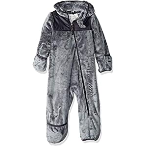 The North Face Infant OSO One Piece - Mid Grey - 3M