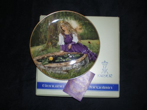 """Kaiser Collectable Plate, """"The Frog King"""", #1 from for sale  Delivered anywhere in USA"""