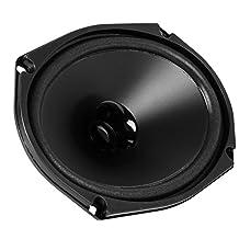 BOSS Audio BRS69 Replacement Speakers 120-Watt  Auto 6x9-Inch Coaxial Speaker