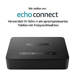 echo connect erfordert ein alexa f higes ger t und einen. Black Bedroom Furniture Sets. Home Design Ideas