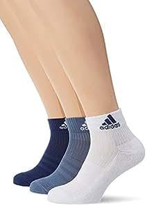adidas Cf7338 Calcetines, Unisex-Adult, Azul (indnob/Blanco/acenat), 19/22