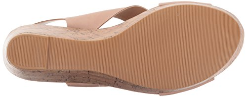 Pink Girl Sandal Laundry Dusty by Nubuck Women's Dream Chinese CL Wedge zUHq6aTT