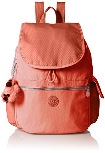 Kipling Women's Ravier Medium Solid Backpack, Dtsctrscbo Cargo Lip Pencil