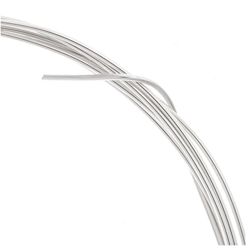 5 Feet Sterling Silver Wire - 1