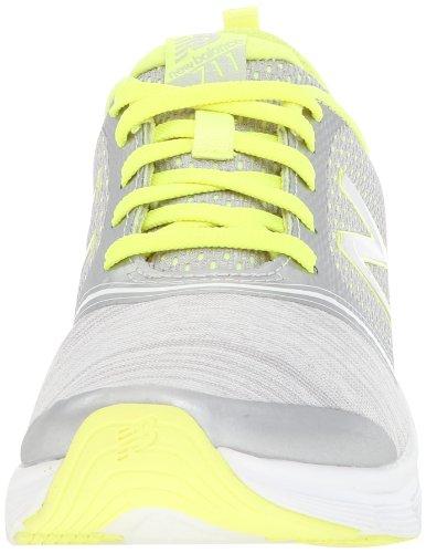 888098214253 - New Balance Women's 711 Heather Cross-Training Shoe,Grey/Yellow,11 D US carousel main 3