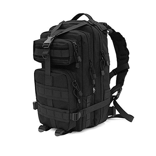 1000d Nylon 30L impermeable al aire última intervensión mochila Militar táctica mochila bolsa de deportes Camping...