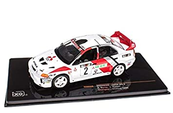 RAM524 Ixo Mitsubishi Lancer Evo 5 Champions Meeting 1998 1//43