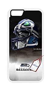 """NFL Seattle Seahawks Logo Case for Iphone6 Plus 5.5"""", Seattle Seahawks phone Case for Iphone6 Plus 5.5""""."""