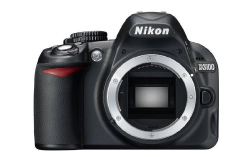 Nikon D3100 Digital Camera Included