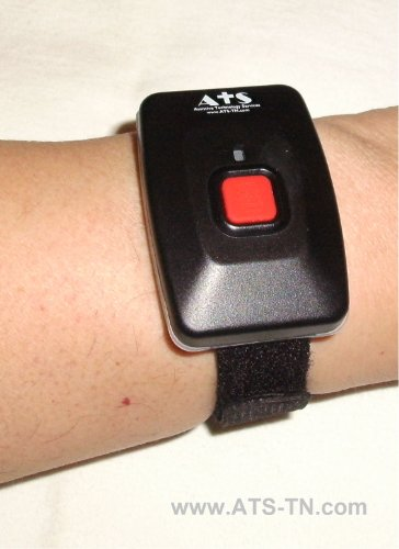 Personal Assistance Voice Dialer II (PAVDII) with Necklace and Wrist Panic Button - No Monthly Fee Medical Alert System by PAVDII (Image #5)