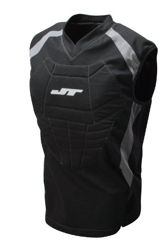 JT Chest Protector - Black - One Size Fits Most JT Toxins 68559
