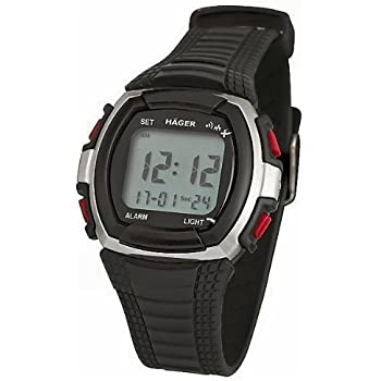The e pill cadex 12 alarm medication reminder watch black health personal care for Cadex watches