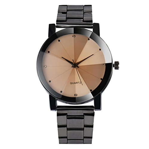 Becoler Stainless Steel Analog Quartz Wrist Watch for Valentine's - Mens Watches Used