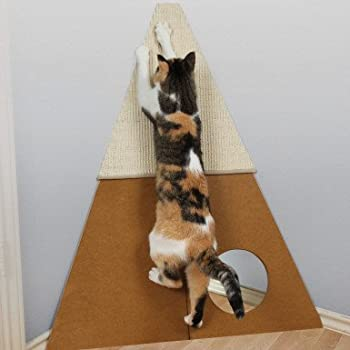 Pioneer Pet Bootsies Corner Scratcher (Scratching Post)