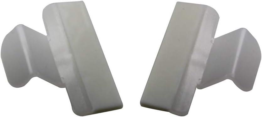 MAYITOP 154701001 Splash Shield Kit for Frigidaire Kenmore Dishwasher 1465007 154685101 AP4338941
