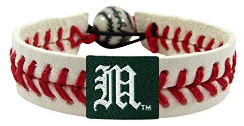 Bracelet Gamewear (Miami Hurricanes Classic Baseball Bracelet)
