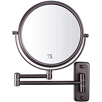 Amazon Com Decluttr Wall Mounted Makeup Mirror With 7x