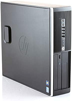 Hp Elite 8300 - Ordenador de sobremesa (Intel Core i7-3770, 8GB de ...