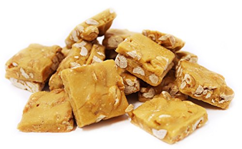 Brittle Crunchy Peanut (Gourmet Peanut Brittle by Its Delish, 2 lbs)