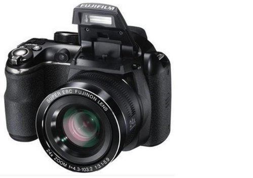 Fujifilm FinePix S4250 Black 14MP Digital Camera