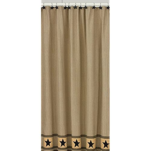Country Style Shower Curtains: Amazon.com