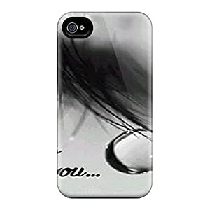 New Shockproof Protection HTC One M7 I Miss You Cases Covers