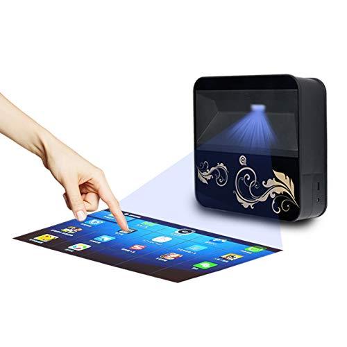 Changli Proyector de Cine en casa 4K, con Altavoz Wi-Fi, proyector ...