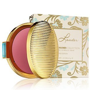 Estee Lauder Mad Men Limited Collection Creme Rouge Evening Rose by Estee Lauder