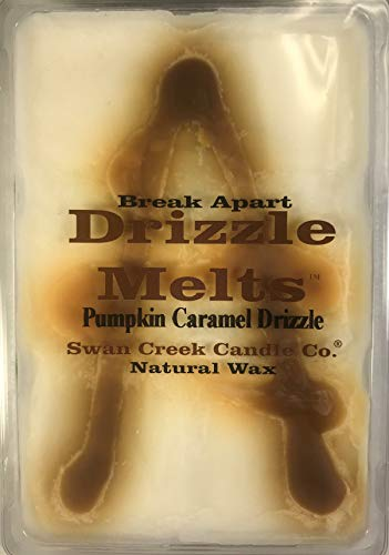 Swan Creek Pumpkin Caramel Drizzle Melts