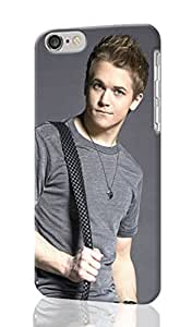 """Hunter Hayes Custom Rough 3d Non-slip Durable Cover Case Skin For iPhone 6 Plus with 5.5"""" inch, iPhone 6 Plus Case (3D)"""
