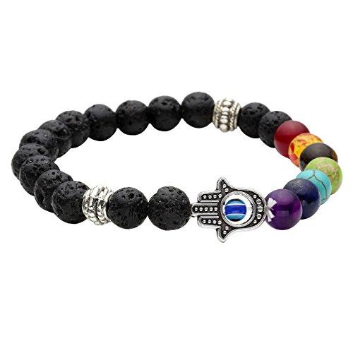 Chakras Gemstone Bracelet Healing Balancing