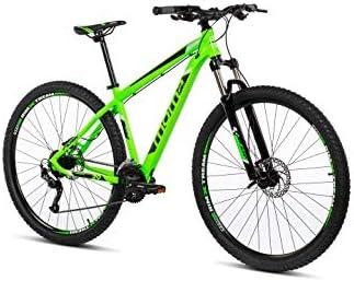 Moma Bikes Mtb29 Peak XL Bicicleta de Montaña, Frenos de Disco ...