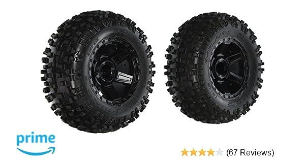 """Pro-Line Mounted Badlands 2.8/""""//Desperado Wheels 1173-12 PRO117312 NEW"""