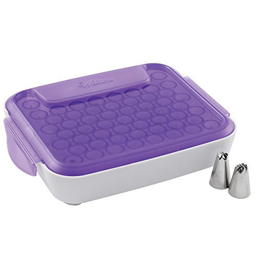 Wilton Piping Tips Organizer Case - Cake Decorating Supplies