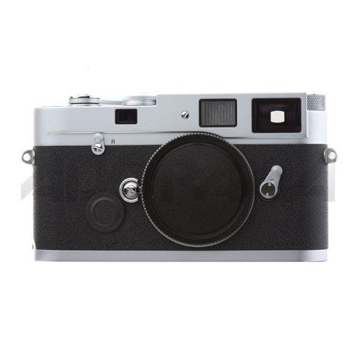(Leica MP 10301 35mm Rangefinder Camera with 0.72x Viewfinder (Silver) )
