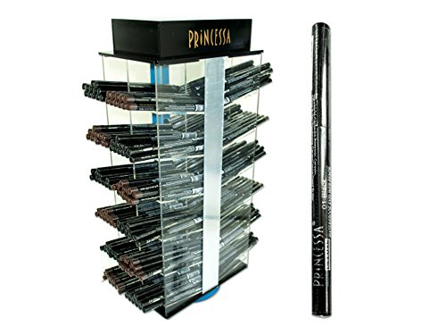 JT Cosmetics Waterproof Eyeliner Pencil Display - Case of 432 by JT Cosmetics