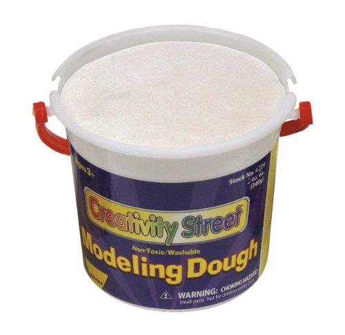 white-modeling-dough-33-lb