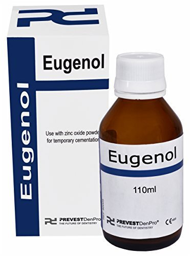 Prevest DenPro Eugenol Oil Dental Products (110 ml)