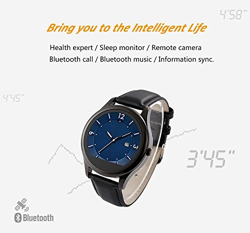 Amazon.com: JDAs Store Smart Watch C9 Smartwatch for iPhone ...