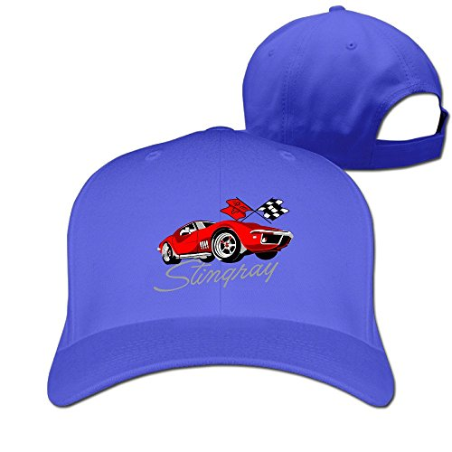 Corvette Hip Hop Hats For Men Plain